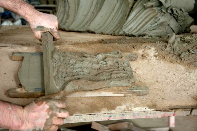 Cotto fatto a mano: la tradizione di Castel Viscardo tra restauro e bioedilizia